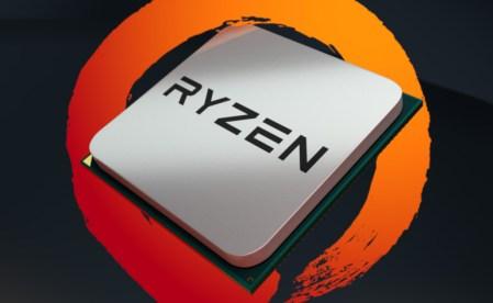 Чипы AMD Ryzen по площади примерно на 10% меньше сопоставимых решений Intel Skylake
