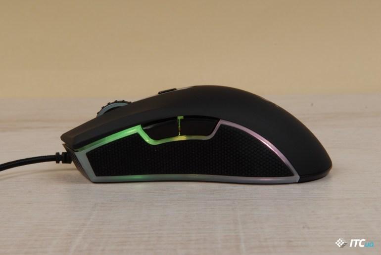 Обзор игровой мыши Rapoo VPro V280
