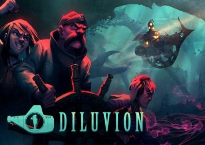 Diluvion: спасите наши души…