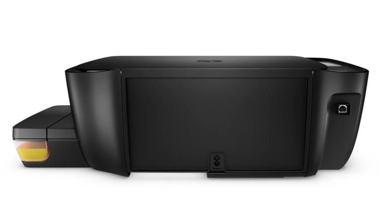 HP DeskJet GT 5820 - МФУ с системой непрерывной подачи чернил с защитой от проливаний