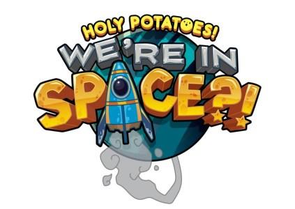Holy Potatoes! We're in Space?!: смеяться после слова «лопата»