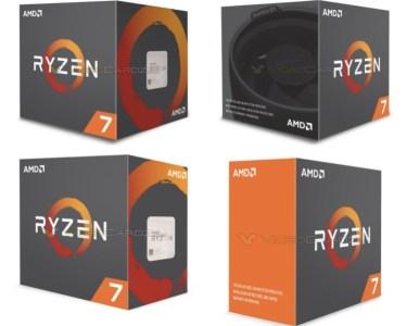На Amazon появилась цена топовых процессоров AMD Ryzen: 1700x — $399, 1800x — $499