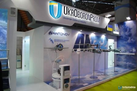 «Укроборонпром» представил новый тактический беспилотник Sparrow-LE на международной выставке «АэроИндия-2017»