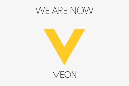 Киевстар опубликовал финансовые результаты за 2016 год и объявил о ребрендинге своего акционера VimpelCom в VEON