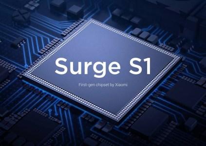 Xiaomi представила первый мобильный процессор собственной разработки Surge S1