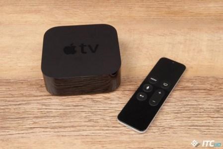 В этом году ожидается выпуск новой Apple TV с поддержкой видео 4K и HDR