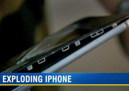Смартфон iPhone 6 Plus загорелся во время ночной подзарядки, Apple обещает компенсацию