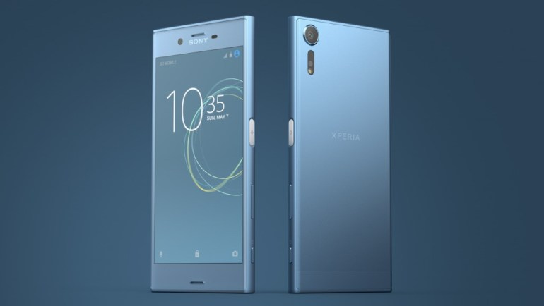 Sony анонсировала сразу четыре новых смартфона, включая новый флагман Xperia XZ Premium
