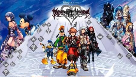 Kingdom Hearts HD 2.8 Final Chapter Prologue: всего понемножку