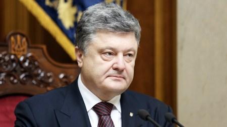 Петр Порошенко ввел в действие решение СНБО, которое допускает блокировку сайтов