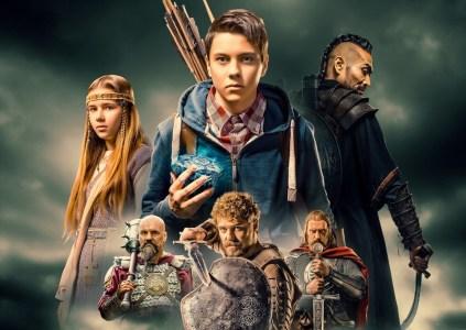 Премьеру первого украинского фильма-фэнтези про украинских супергероев «Сторожевая застава» назначили на 12 октября 2017 года
