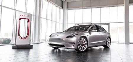 Электромобиль Tesla Model 3 не получит батарею емкостью 100 кВт•ч