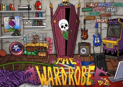 The Wardrobe: весёлые приключения скелета-в-шкафу