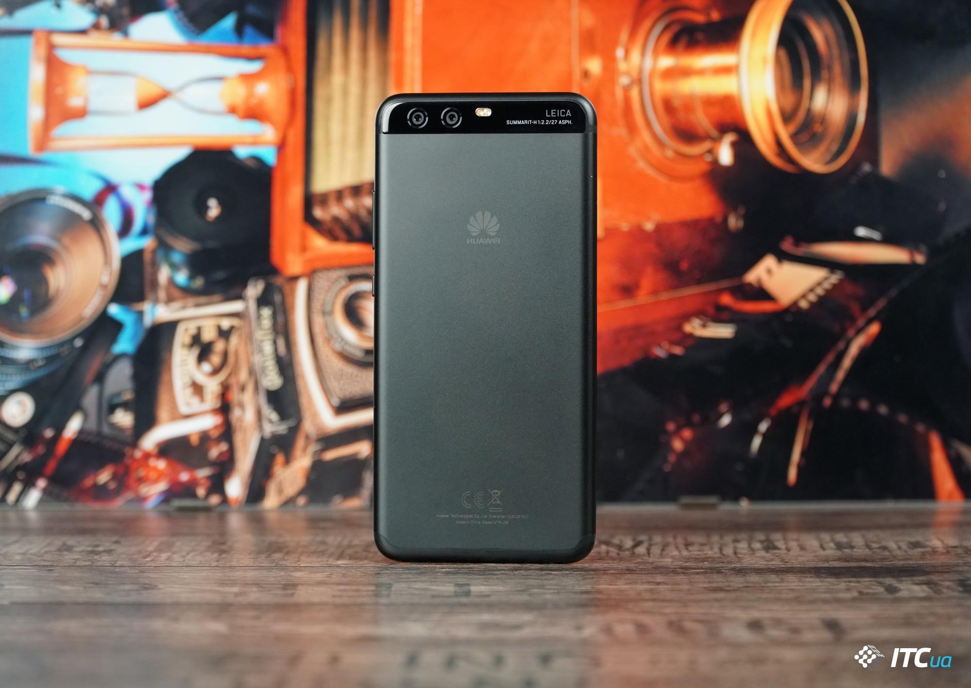 Обзор Huawei P10: вся «соль» в камерах - ITC.ua