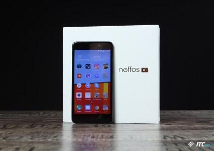 Обзор смартфона TP-Link Neffos X1