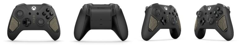 Microsoft открывает стилизованную серию беспроводных контроллеров Xbox Tech Series