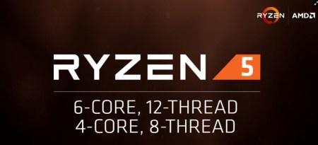 AMD Ryzen 5: дата начала продаж, модели и цены [Обновлено: процессоры представлены официально]