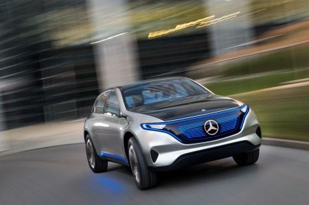 Daimler ускоряет разработку электромобилей и теперь планирует 10 новых моделей к 2022 году, а не к 2025 году
