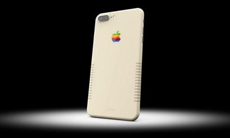 ColorWare раскрасит iPhone 7 Plus в стиле оригинального Macintosh из 1984 года и возьмет за это как за еще один iPhone 7 Plus с 256 ГБ флэш-памяти
