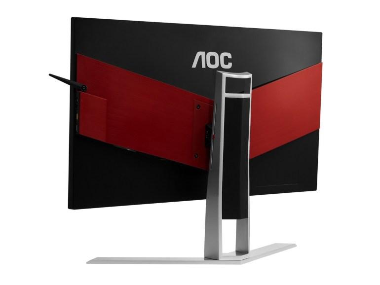 Игровой монитор AOC AGON AG271UG с 27-дюймовым 4K IPS экраном и технологией NVIDIA G-SYNC получил ценник 22999 грн
