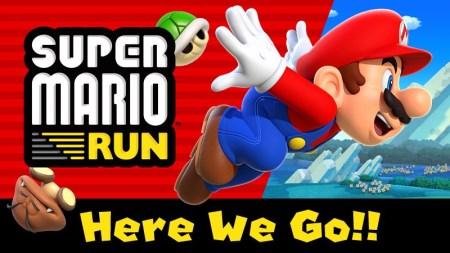 Игра Super Mario Run вышла на Android на день раньше намеченного срока