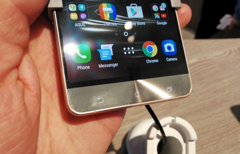 Первый взгляд на ASUS Zenfone 3 Deluxe ZS570KL
