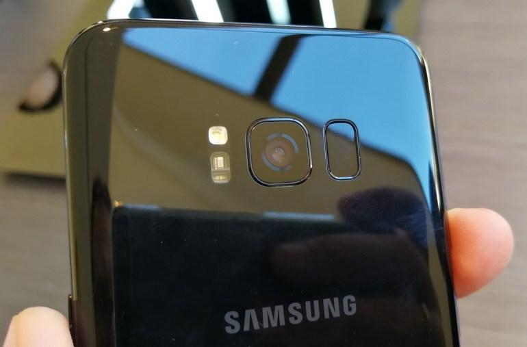 Первый взгляд на Samsung Galaxy S8 и S8+