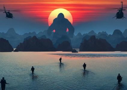 Kong: Skull Island / «Конг: Остров черепа»