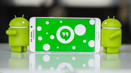 Google уберет возможность отправлять SMS-сообщения из Hangouts