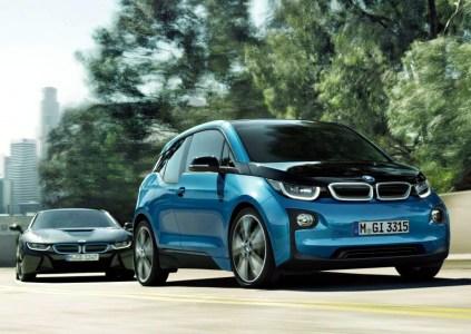 McKinsey: По итогам 2016 года BMW стал третьим в мире производителем электромобилей, обойдя Nissan и уступив только BYD и Tesla