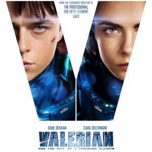 Люк Бессон опубликовал новый трейлер фильма «Валериан и город тысячи планет» и рассказал, что это будет первая часть в серии из двух-трех картин