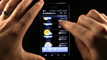 Погодный сервис AccuWeather выпустил приложение для очков виртуальной реальности Samsung Gear VR
