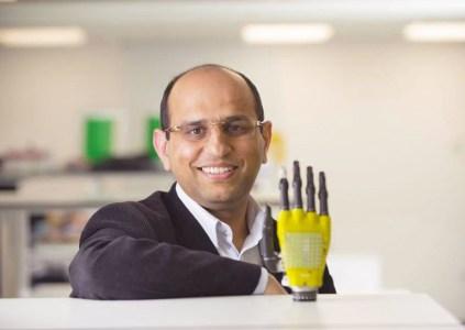 Создана чувствительная искусственная кожа из графена, позволяющая генерировать энергию для своей работы, а в будущем – и для протезов