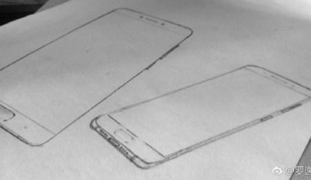 Чертежи смартфона Xiaomi Mi 6 подтверждают наличие сдвоенной основной камеры и позволяют оценить его дизайн
