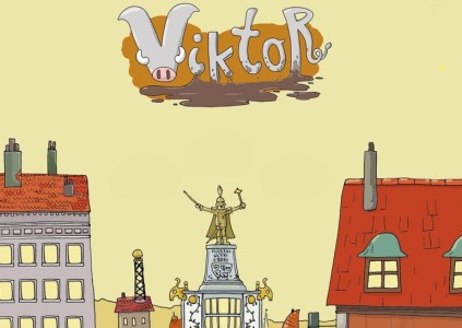 Viktor: история кабана, который хотел стать императором