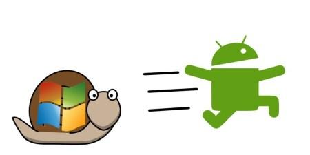 Android впервые превзошла Windows по популярности (среди интернет-пользователей)