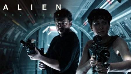 «Беги, молись, прячься и забери меня домой»: Ридли Скотт выложил сразу четыре новых тизера фильма «Чужой: Завет» / Alien: Covenant