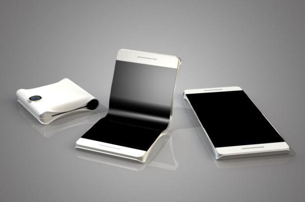 Гибкий смартфон Samsung не выйдет раньше 2019 года