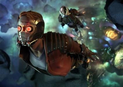 Marvel's Guardians of the Galaxy: The Telltale Series – Звездный Лорд и его команда