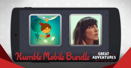 Humble Mobile Bundle выпустил подборку лучших адвентюр для Android-смартфонов: Machinarium, Lumino City, Samorost 3 и др.