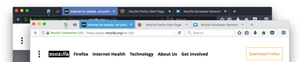Вышла новая версия браузера Firefox с наработками из Project Quantum