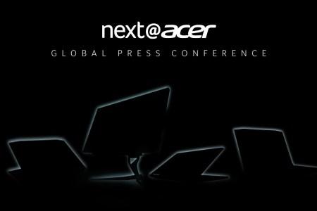 Прямая видеотрансляция с пресс-конференции Next@Acer 2017