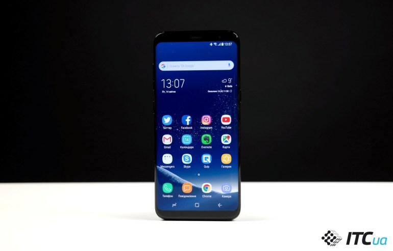 Обзор Samsung Galaxy S8