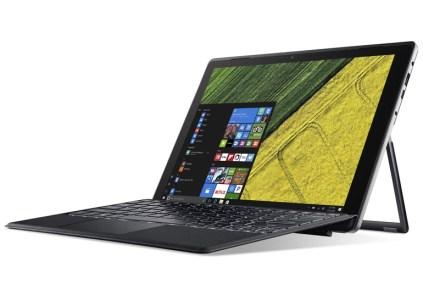 Acer анонсировала гибридное устройство Switch 5 с пассивной системой охлаждения