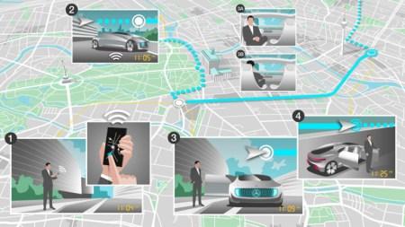 Daimler и Bosch планируют создать полностью самоуправляемые автомобили к началу следующего десятилетия