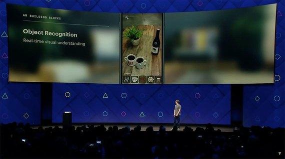 Платформа для разработчиков Facebook Camera Effects Platform призвана ускорить развитие дополненной реальности в соцсети