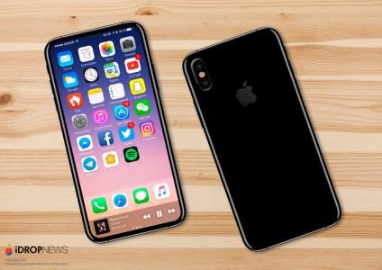 Apple тестирует два финальных прототипа iPhone 8: с симметричной тонкой окантовкой и Touch ID под экраном, а также запасной — со сканером отпечатков на задней панели