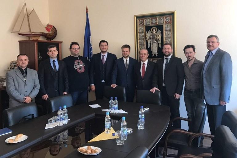 """""""Укроборонпром"""" создаст единый центр кибербезопасности Украины в сотрудничестве с турецкой компанией HAVELSAN и украинскими """"белыми"""" хакерами DCUA"""
