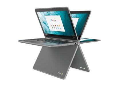 Lenovo Flex 11 Chromebook — 11,6-дюймовый хромбук-трансформер с сенсорным экраном и защищенным от падения и влаги корпусом по цене $279