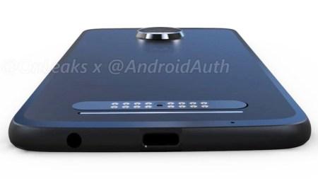 Утечка указывает, что в смартфон Moto Z Force второго поколения вернули 3,5 мм звуковой разъём